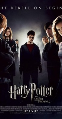 2007 Harry Potter and the Order of the Phoenix