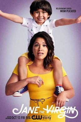 Jane the Virgin الموسم 02