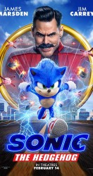 2020 Sonic the Hedgehog