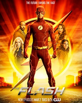The Flash الموسم 07