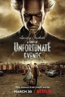 A Series of Unfortunate Events الموسم 02