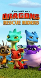 Dragons Rescue Riders الموسم 01