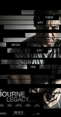 2012 The Bourne Legacy