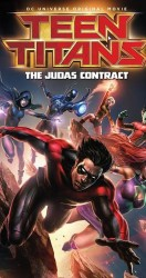 Teen Titans The Judas Contract 2017