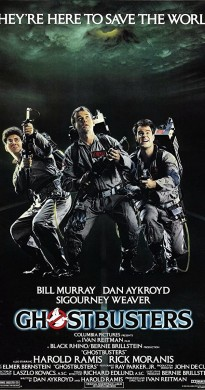 Ghost Busters 1984