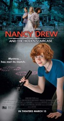2019 Nancy Drew and the Hidden Staircase