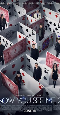 2016 Now You See Me 2