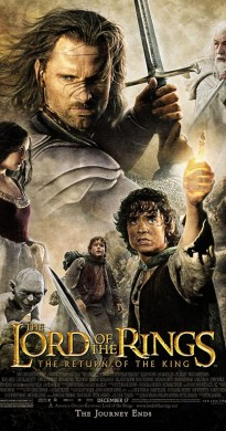 2003 The Lord of the Rings The Return of the King