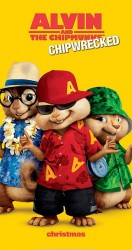 Alvin and the Chipmunks Chipwrecked 2011