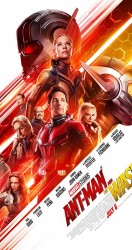 2018 AntMan and the Wasp