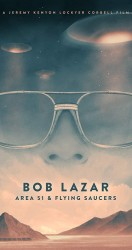 2018 Bob Lazar Area 51 Flying Saucers