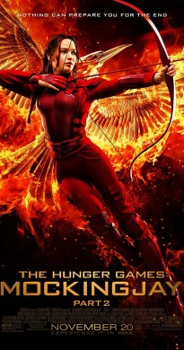 2015 The Hunger Games Mockingjay Part 2