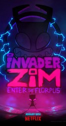 2019 Invader ZIM Enter the Florpus
