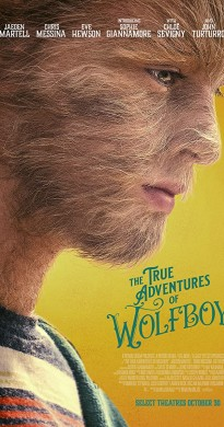 2020 The True Adventures of Wolfboy