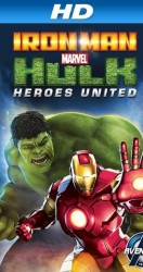 2013 Iron Man Hulk Heroes United