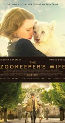 2017 The Zookeepers Wife