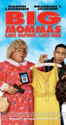 Big Mommas Like Father Like Son 2011