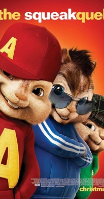 2009 Alvin and the Chipmunks The Squeakquel